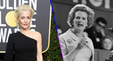 Gillian Anderson se suma al elenco de 'The Crown' como Margaret Thatcher