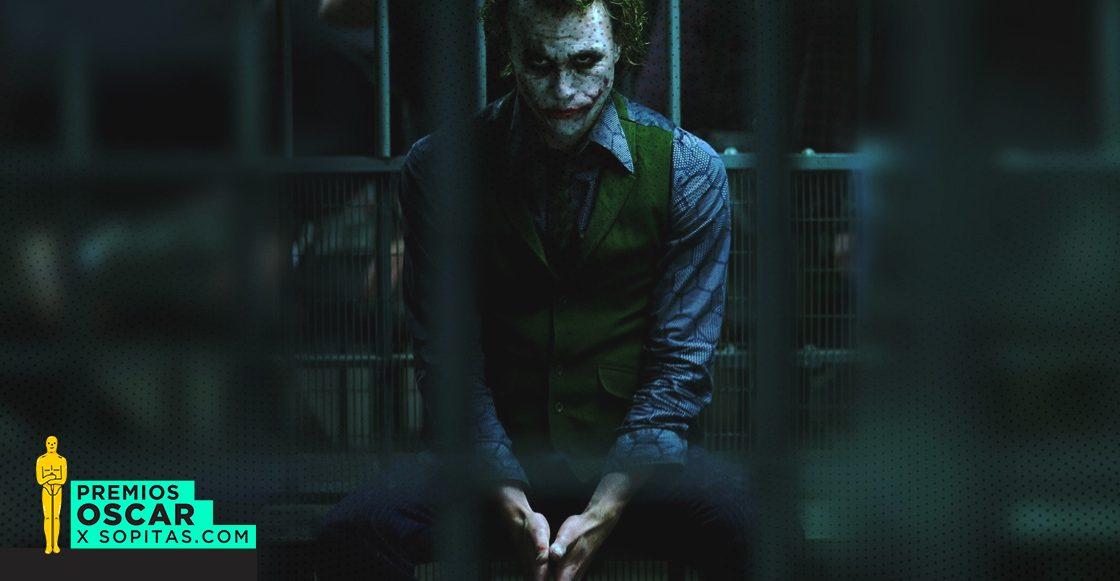 'The Dark Knight': la película de superhéroes que fue el 'agente del caos' en la historia de los Oscar