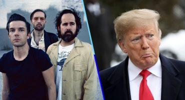 The Killers se declara contra Trump con el single 'Land of the Free'