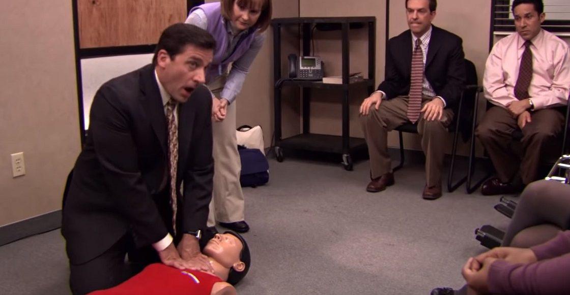 The Office - Escena de resucitación