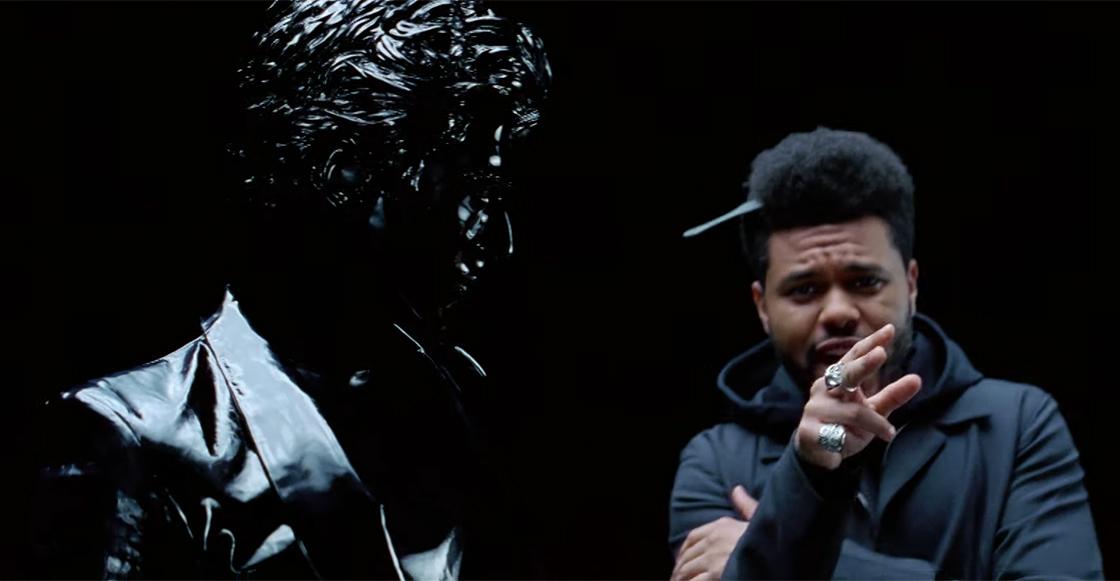 The Weeknd y Gesaffelstein liberan video de su colaboración 'Lost in the Fire'