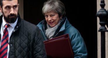 ¿Será la buena? Theresa May presentó su plan B para el Brexit; rechaza un segundo referéndum