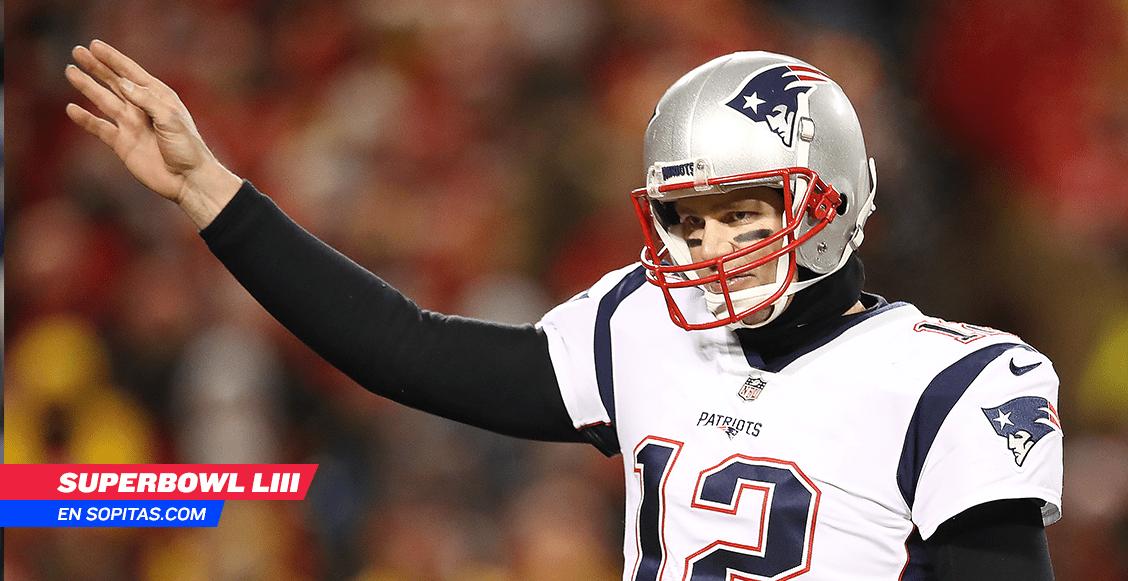 """Tom Brady a 17 años del primer Super Bowl ante los Rams: """"Ahora soy mejor jugador"""""""