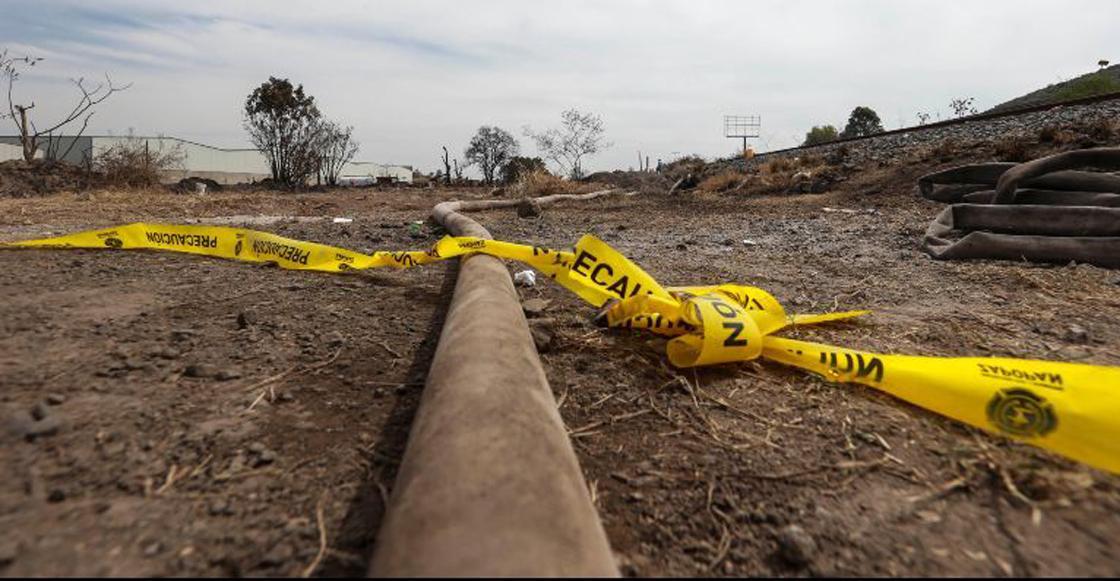 ¿Más? Encuentran cuatro tomas clandestinas en el Edomex y Querétaro