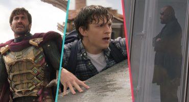 Mysterio y Nick Fury se unen al Hombre Araña en el tráiler de 'Spider-Man: Far From Home'