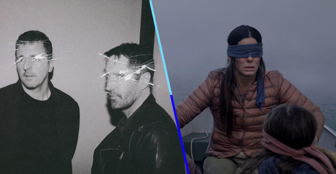 Ya puedes escuchar el score de 'Bird Box: A ciegas' de Netflix hecho por Trent Reznor y Atticus Ross