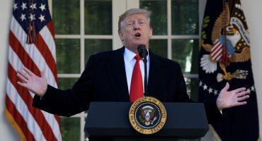 ¿No que no? Trump anuncia un acuerdo con el Congreso para poner fin temporal al cierre de gobierno