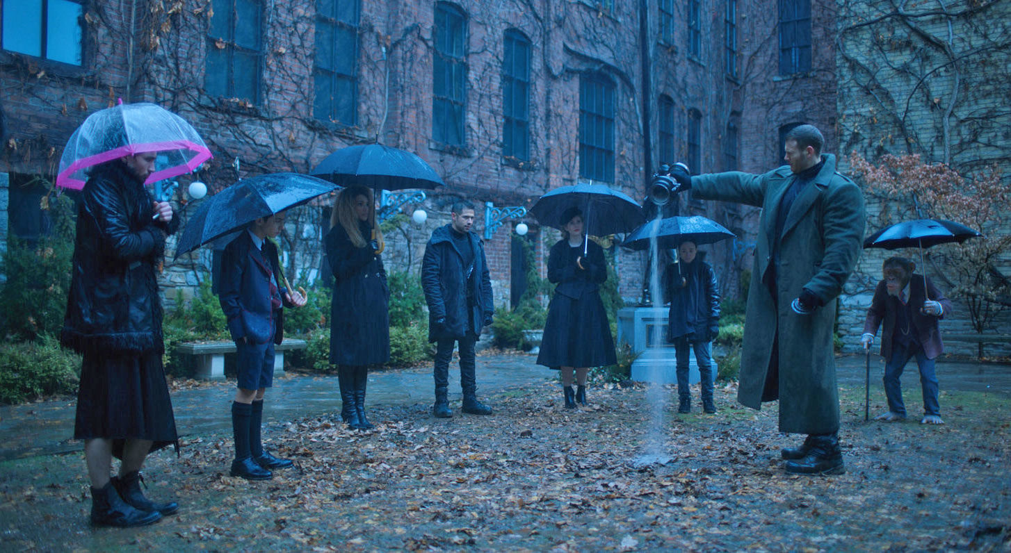 Checa el nuevo tráiler de 'The Umbrella Academy' de Gerard Way para Netflix