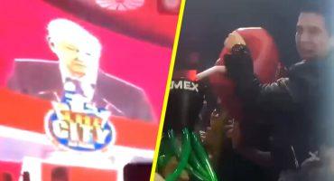 ¿Obrador ft. Daddy Yankee? Usan discurso de AMLO en un antro de Cancún