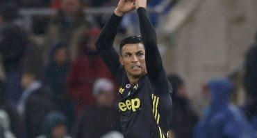 ¡Jefe de jefes! Cristiano Ronaldo le anotó doblete al Parma y ya suma 17 goles