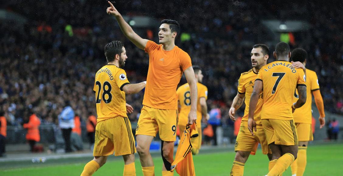 ¡La FA Cup es suya! Raúl Jiménez le anotó un golazo al Liverpool