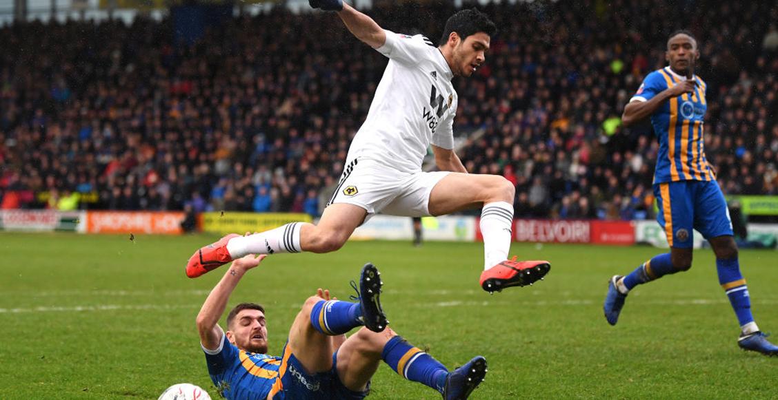 ¡Remontada épica! Wolverhampton empató con el Shrewsbury Town en la FA Cup