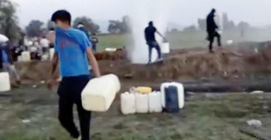 """""""No vaya a explotar esa madre"""" Así advirtieron policías a pobladores de Tlahuelilpan"""