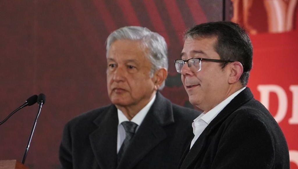 Jenaro Villamil, Sistema Público de Radio Y Televisión