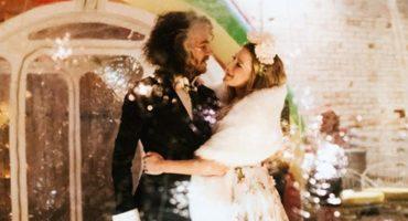 Wayne Coyne se casó de la forma más excéntrica y muy 'a la Flaming Lips'
