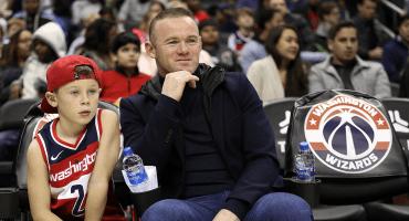 Wayne Rooney fue arrestado en un aeropuerto de Estados Unidos