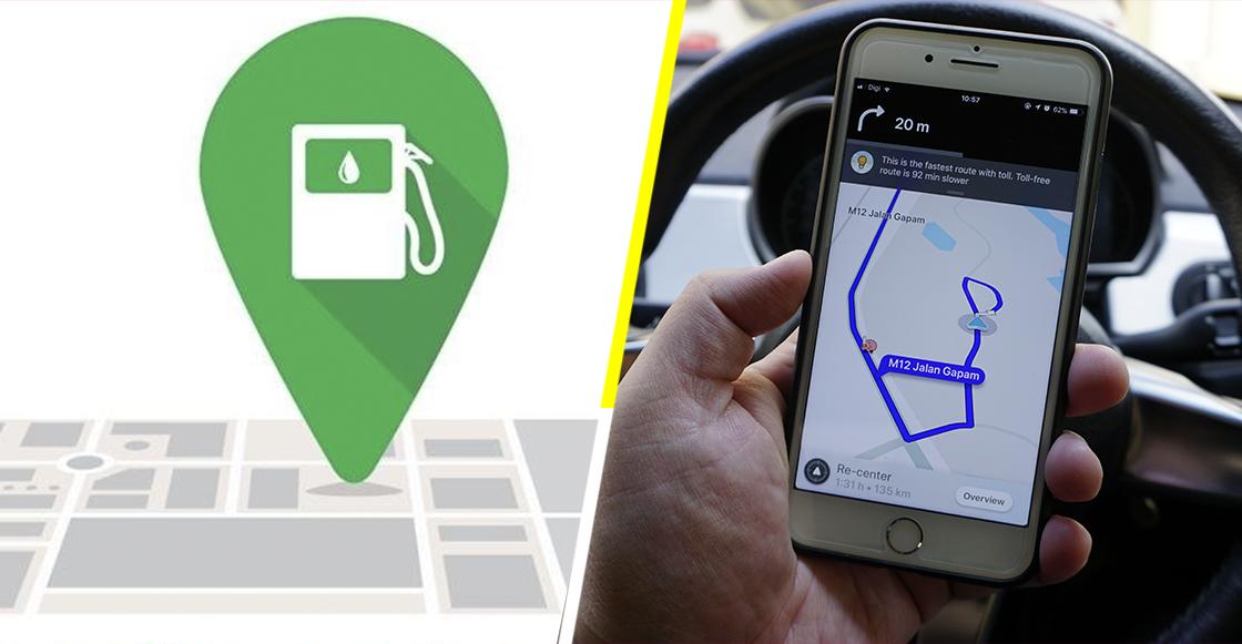 Ya puedes checar en Waze y Locatel CDMX qué gasolineras sí tienen combustible