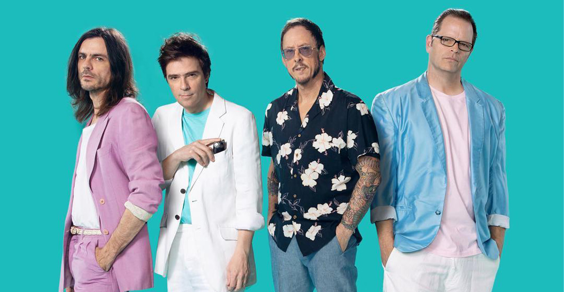 Weezer libera el disco sorpresa 'The Teal Album' con puros covers 'poperos'