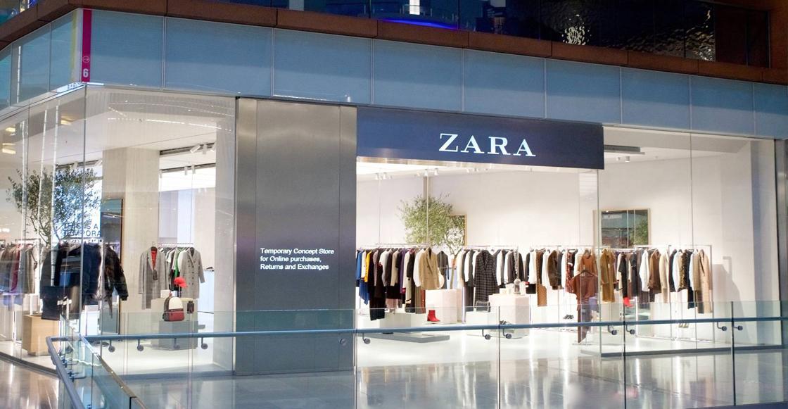 Este es el nuevo logotipo de tiendas Zara que está dividiendo opiniones