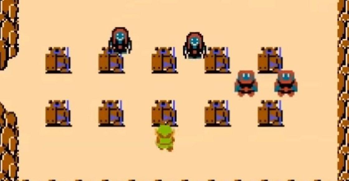 The Legend of Zelda - Mundos paralelos