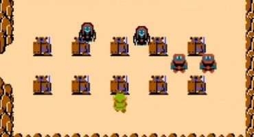 ¡Nerdgasmo! Existe un mundo paralelo en The Legend of Zelda