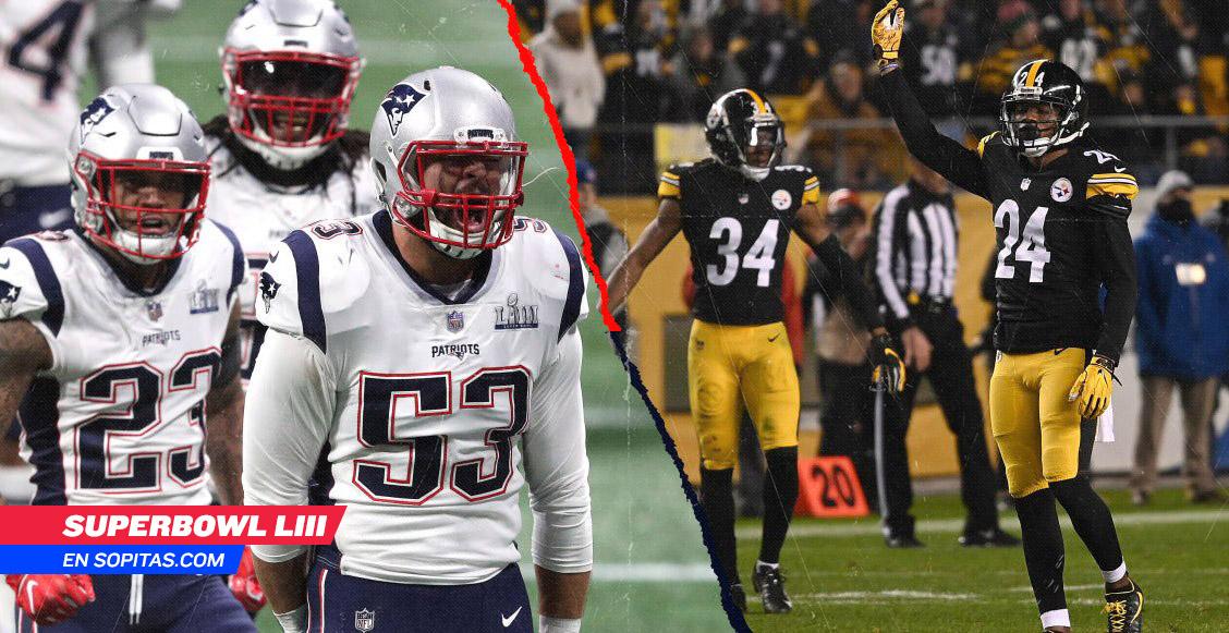 ¡Campeones! Patriots igualan a los Steelers como máximos ganadores del Super Bowl