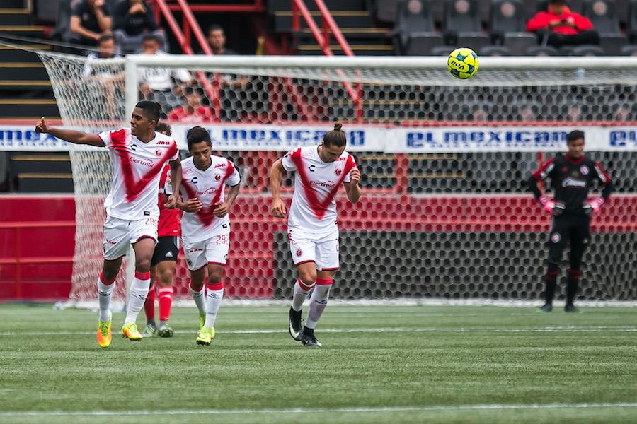 Veracruz avanza a cuartos de final de Copa MX