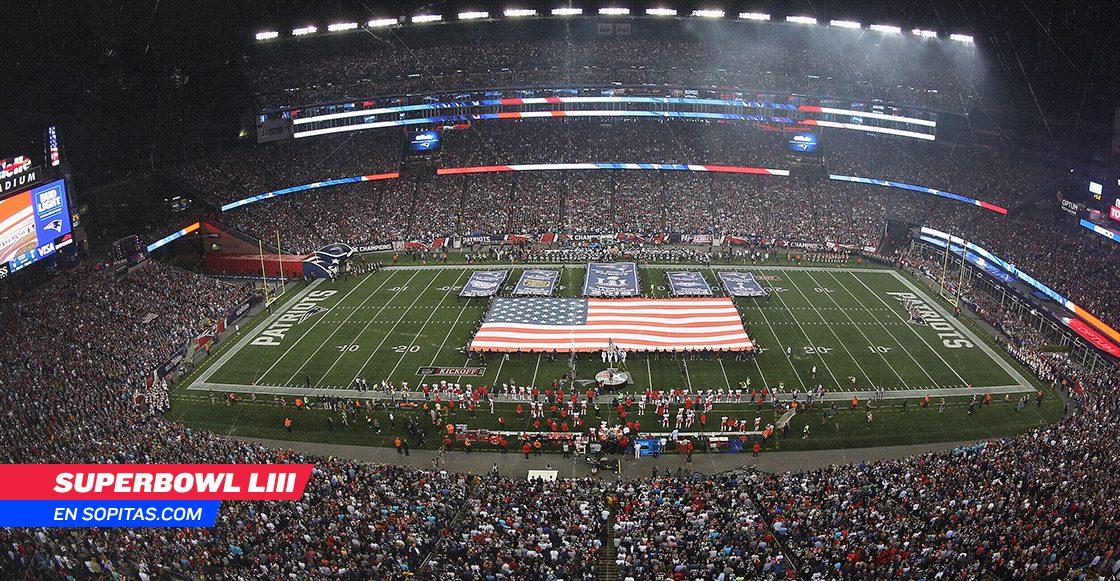 53 cosas que necesitas saber del Super Bowl 53