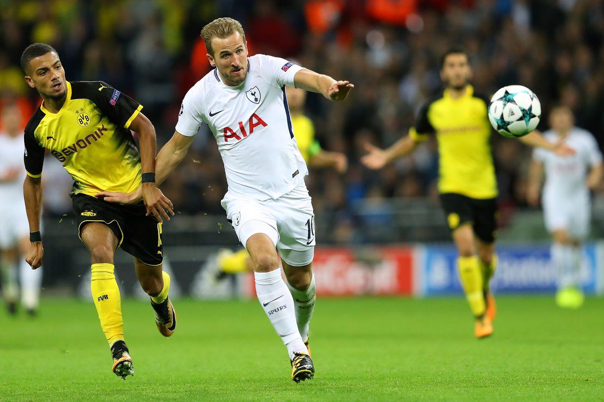 El historial entre Borussia Dortmund y Tottenham en competencias europeas
