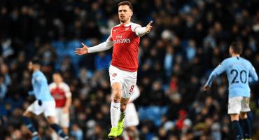¡Sí se va! Aaron Ramsey confirma salida del Arsenal y fichaje con la Juventus