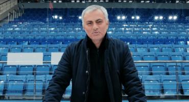 La actuación con la que José Mourinho anunció su nuevo trabajo