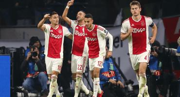 ¡Una limpia! Ajax nunca ha ganado un partido de Octavos de Final de Champions League