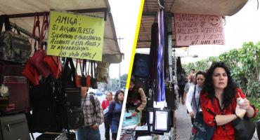 Ambulantes de Balderas se unen para ayudar a mujeres ante acoso y violencia