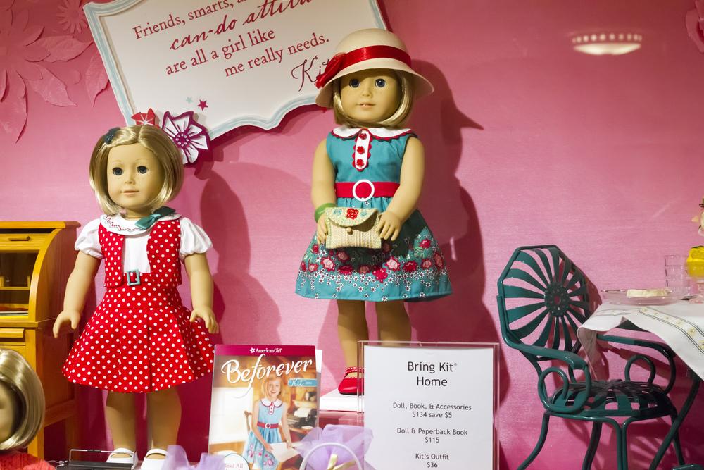 American Girl lanzó una muñeca que vivió durante el Movimiento por los Derechos Civiles en EUA pero que no hizo nada