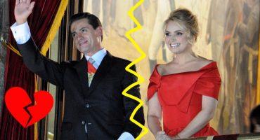 Se acabó el amor: Angélica Rivera hace oficial su divorcio con Peña Nieto