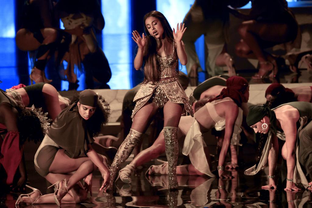 ¡Hay tiro! Esta es la razón por la que Ariana Grande no estará en los Premios Grammy 2019