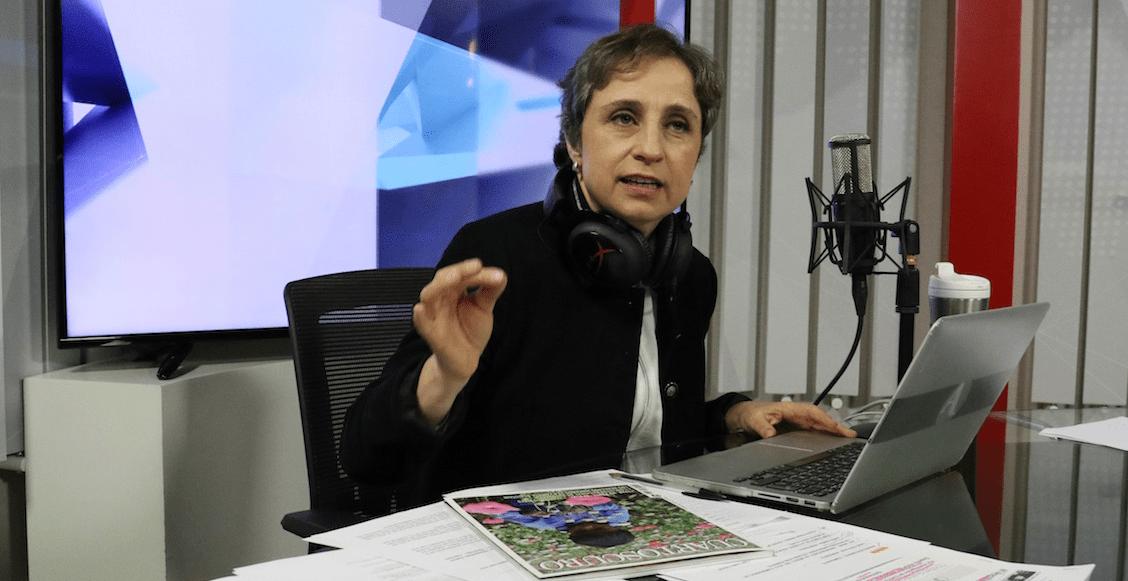 ¿Coincidencia? MVS pudo recibir 6 mmdp tras despedir a Carmen Aristegui