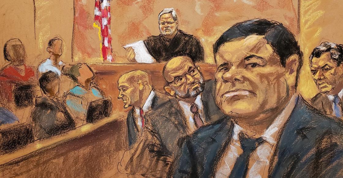 Defensa del Chapo pedirá nuevo juicio por negligencia de un miembro del jurado