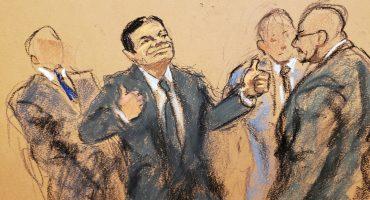 Dice abogado que el Chapo se comportó como