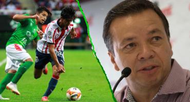 Chivas 'regañó' a Macías por decir que le tenían envidia