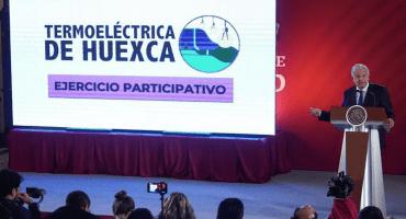 ¿Cómo se llevará a cabo la consulta ciudadana sobre la Termoeléctrica de Huexca?