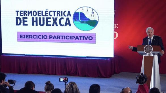Cómo, cuándo y dónde se llevará a cabo la consulta sobre la Termoeléctrica de la Huexca