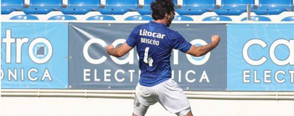 ¡Día de mexicanos! Revive el gol del 'Pollo' Briseño al Moreirense en Portugal
