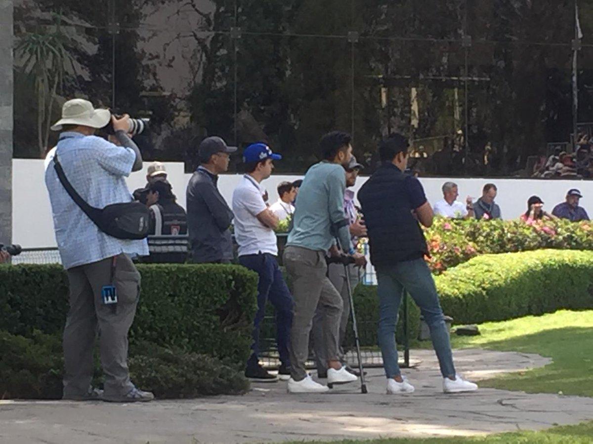 ¡Ya lo decidió! Oribe Peralta sería golfista luego de retirarse del futbol