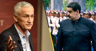 Estas son las primeras declaraciones de Jorge Ramos tras ser detenido por Maduro