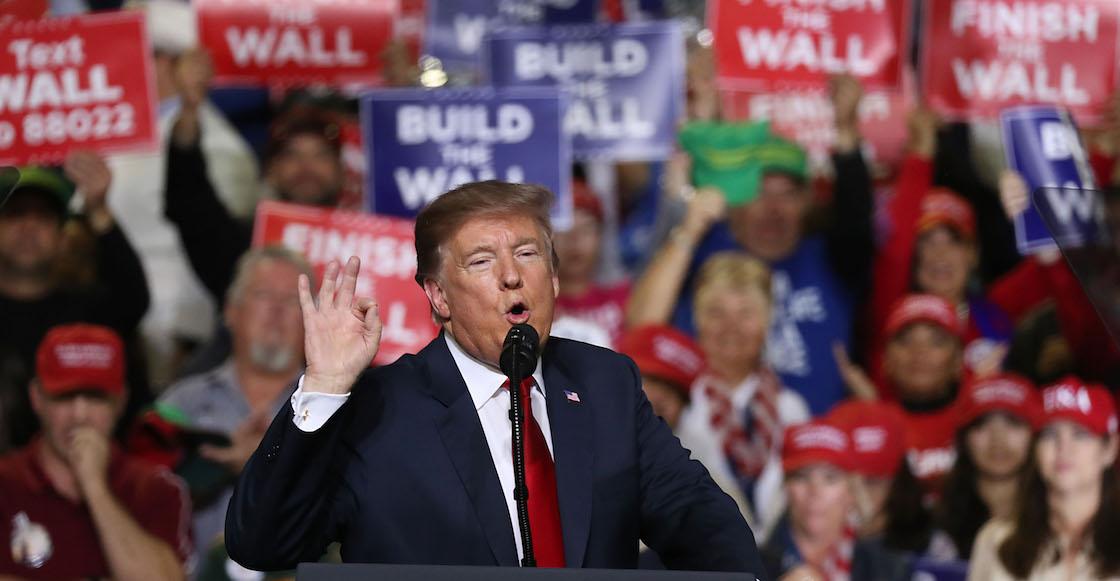 La Casa Blanca anuncia que Trump firmará declaración de emergencia por muro