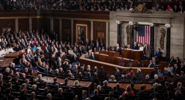 Un revés en el Capitolio: Trump quiere muro, pero el Partido Demócrata le dice