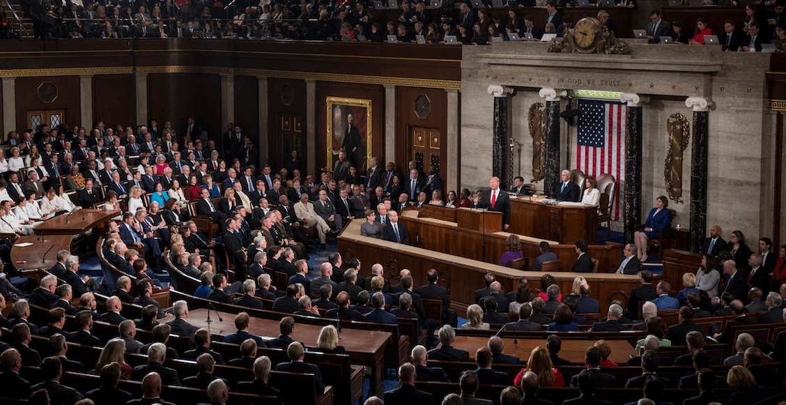"""Un revés en el Capitolio: Trump quiere muro, pero el Partido Demócrata le dice """"No"""""""