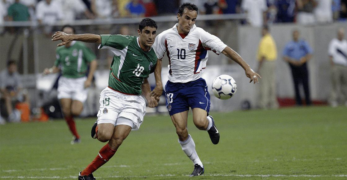 """""""Estaba bien estúpido"""", Donovan se arrepiente de rivalidad con México"""