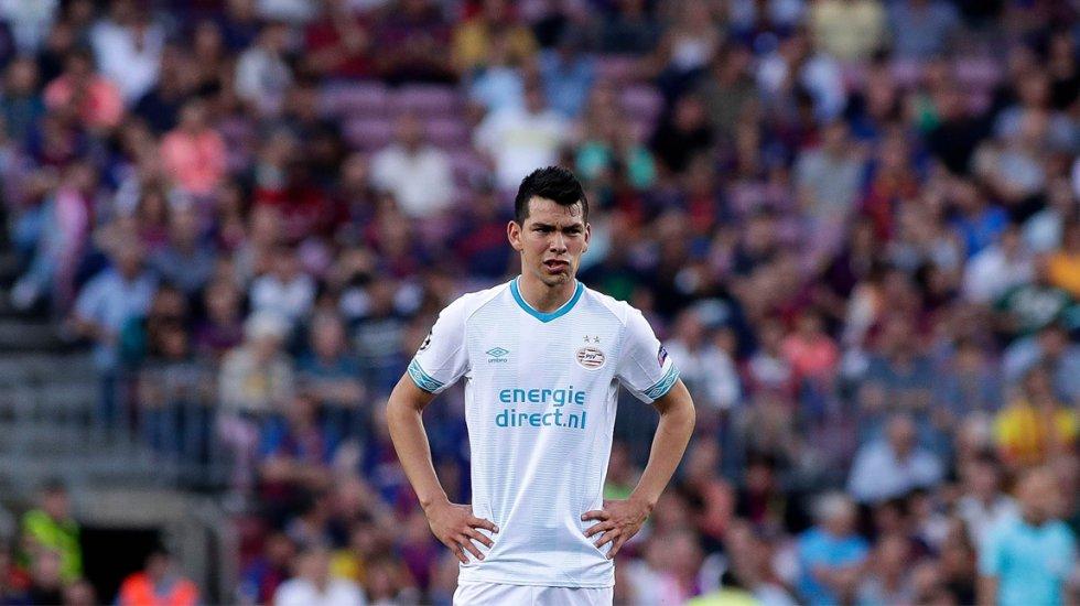 ¡Reportan acuerdo entre Napoli y PSV para llevarse al 'Chucky'... aunque 'faltaría lana'